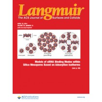 Langmuir: Volume 30, Issue 15