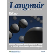 Langmuir: Volume 30, Issue 17