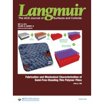 Langmuir: Volume 30, Issue 18