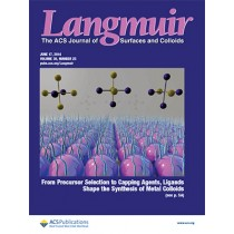 Langmuir: Volume 30, Issue 23