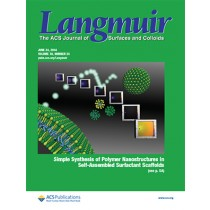 Langmuir: Volume 30, Issue 24