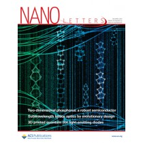 Nano Letters: Volume 14, Issue 12