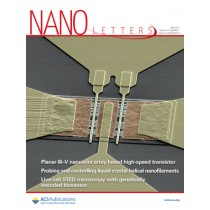 Nano Letters: Volume 15, Issue 5
