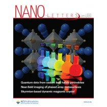 Nano Letters: Volume 15, Issue 6