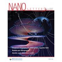 Nano Letters: Volume 16, Issue 1