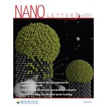 Nano Letters: Volume 16, Issue 11