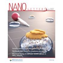 Nano Letters: Volume 18, Issue 1