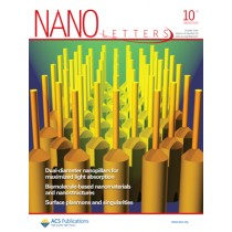 Nano Letters: Volume 10, Issue 10