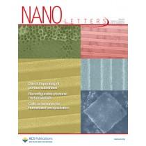 Nano Letters: Volume 11, Issue 5