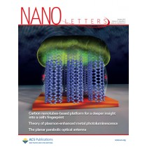 Nano Letters: Volume 13, Issue 1