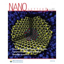 Nano Letters: Volume 13, Issue 4