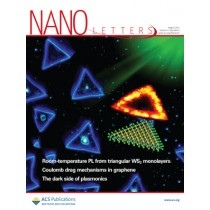 Nano Letters: Volume 13, Issue 8