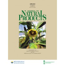 Journal of Natural Products: Volume 76, Issue 6