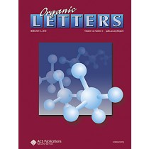 Organic Letters: Volume 12, Issue 3