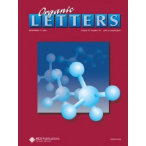 Organic Letters: Volume 12, Issue 18
