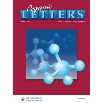 Organic Letters: Volume 13, Issue 5