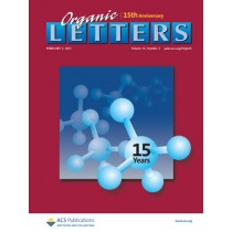 Organic Letters: Volume 15, Issue 3