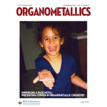 Organometallics: Volume 31, Issue 22