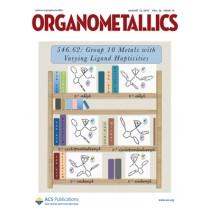 Organometallics: Volume 32, Issue 15