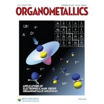 Organometallics: Volume 32, Issue 22