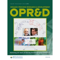 Organic Process Research & Development: Volume 23, Issue 8