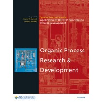 Organic Process Research & Development: Volume 19, Issue 8