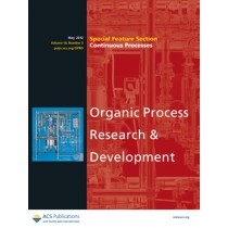 Organic Process Research & Development: Volume 16, Issue 5