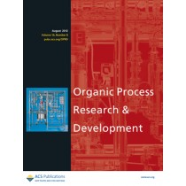 Organic Process Research & Development: Volume 16, Issue 8