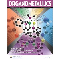 Organometallics: Volume 38, Issue 21