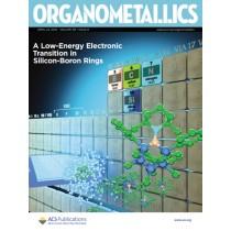 Organometallics: Volume 38, Issue 8