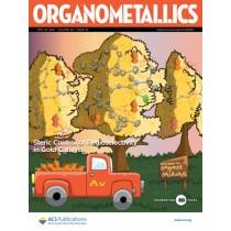 Organometallics: Volume 40, Issue 10