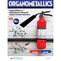 Organometallics: Volume 40, Issue 11