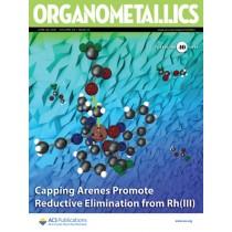 Organometallics: Volume 40, Issue 12