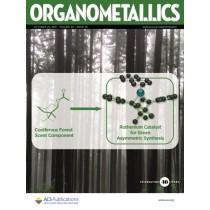 Organometallics: Volume 40, Issue 20