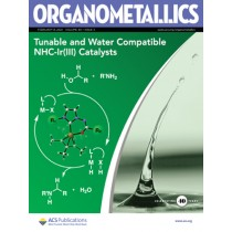Organometallics: Volume 40, Issue 3