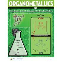 Organometallics: Volume 35, Issue 15