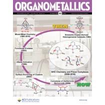 Organometallics: Volume 35, Issue 24