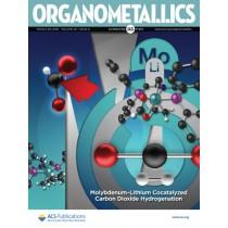 Organometallics: Volume 35, Issue 6