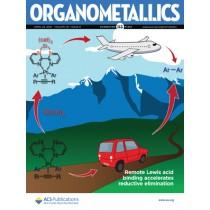 Organometallics: Volume 35, Issue 8