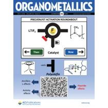 Organometallics: Volume 35, Issue 9