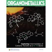 Organometallics: Volume 37, Issue 15