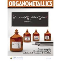 Organometallics: Volume 37, Issue 16