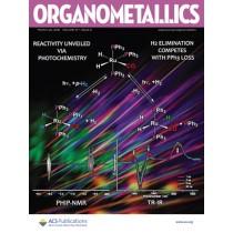 Organometallics: Volume 37, Issue 6
