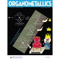 Organometallics: Volume 37, Issue 8