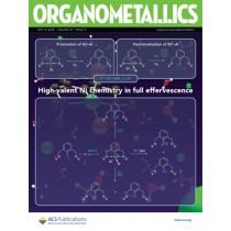 Organometallics: Volume 37, Issue 9