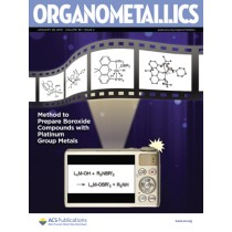 Organometallics: Volume 38, Issue 2