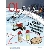 Organic Letters: Volume 21, Issue 15