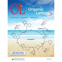 Organic Letters: Volume 21, Issue 16