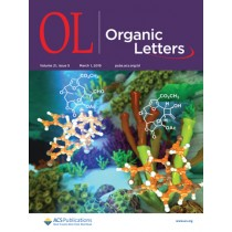 Organic Letters: Volume 21, Issue 5