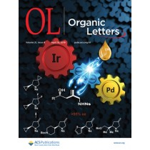 Organic Letters: Volume 21, Issue 8